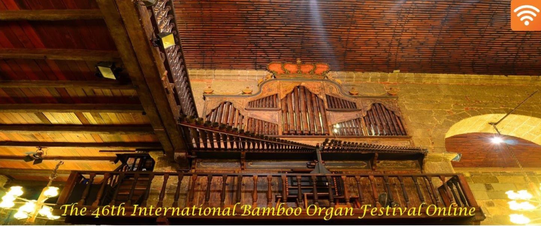 Philippines Bamboo Organ Festival