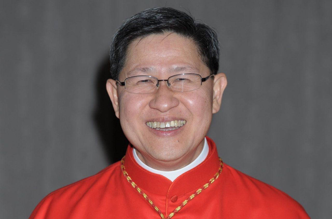 Cardinal Chito Tagle Vatican Central bank