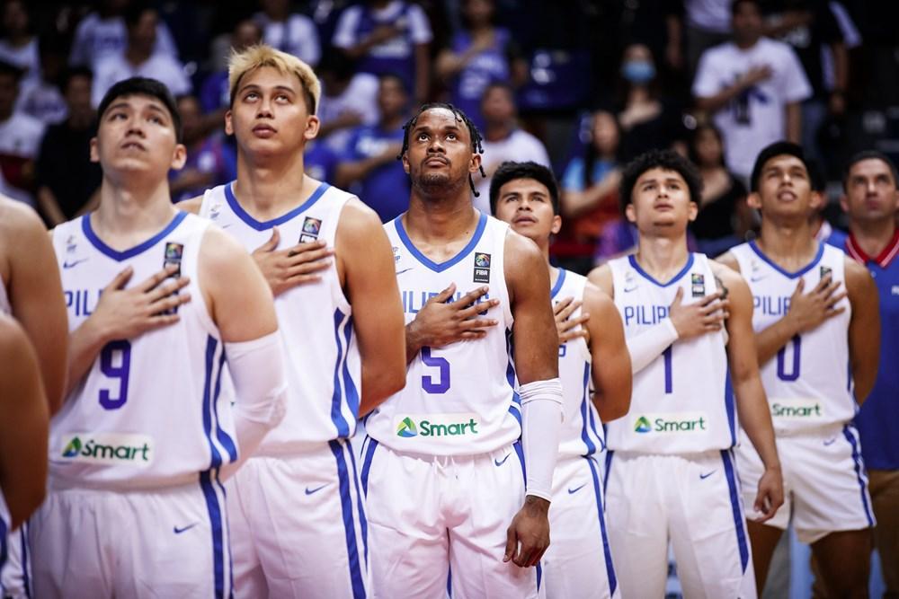 Gilas Pilipinas  FIBA Asia Cup host