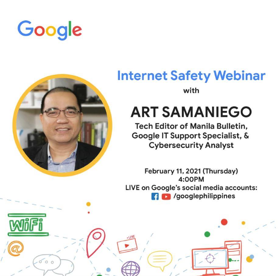 Google digital safety tips