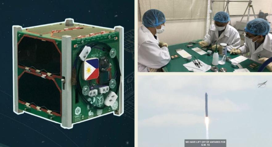 2nd Maya CubeSat
