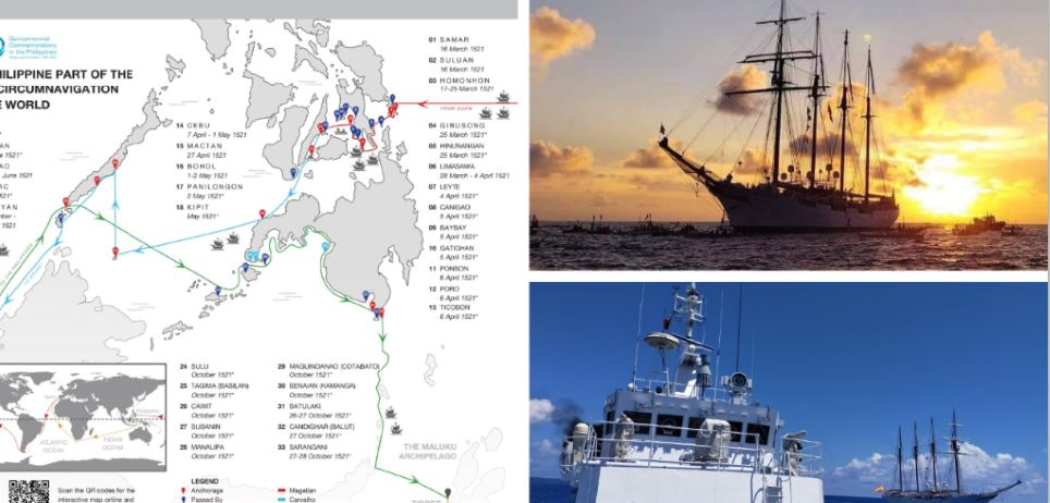 World's Magellan-Elcano Expedition