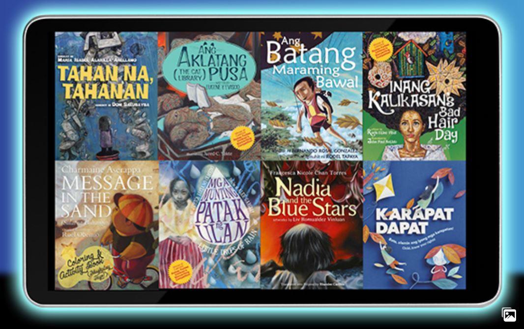 CANVAS Philippines e-books Globe eLibrary