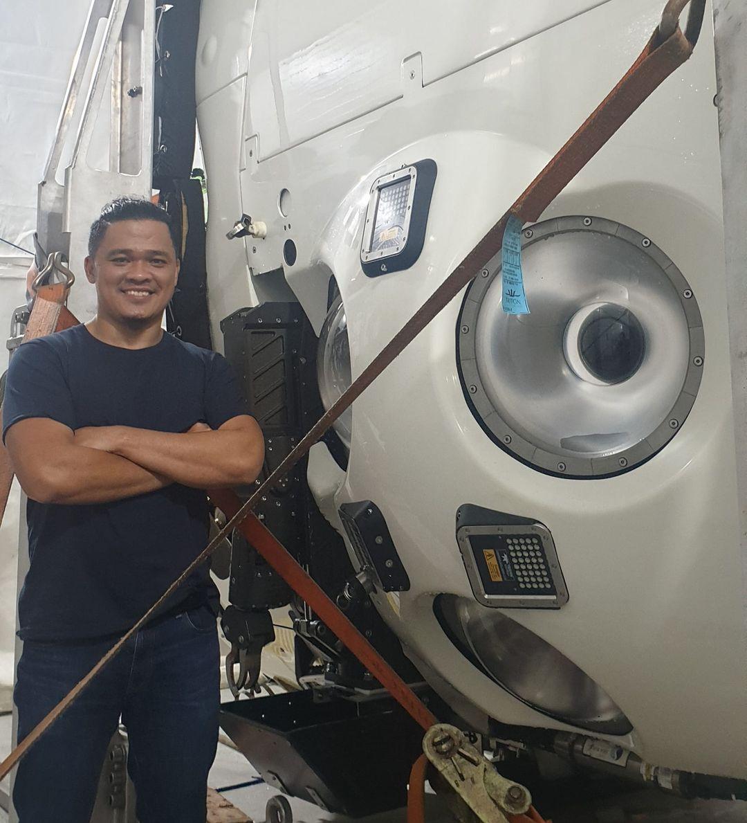 UP scientist Deo Onda  Emden Deep
