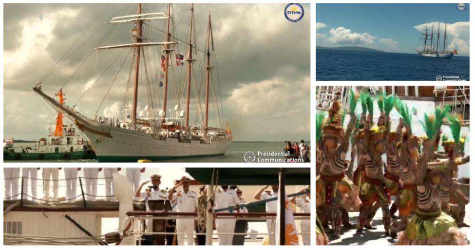 Filipino ancestors Magellan-Elcano sailors