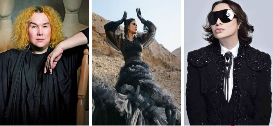 Pia Wurtzbach Arab Fashion Week