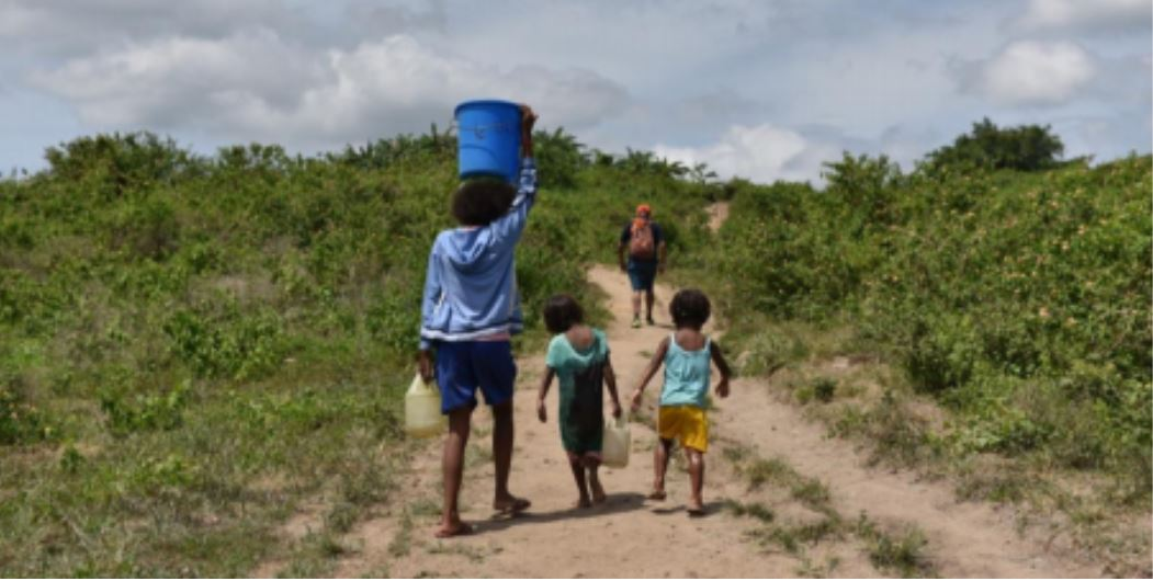 Water fundraiser for Pampanga indigenous people