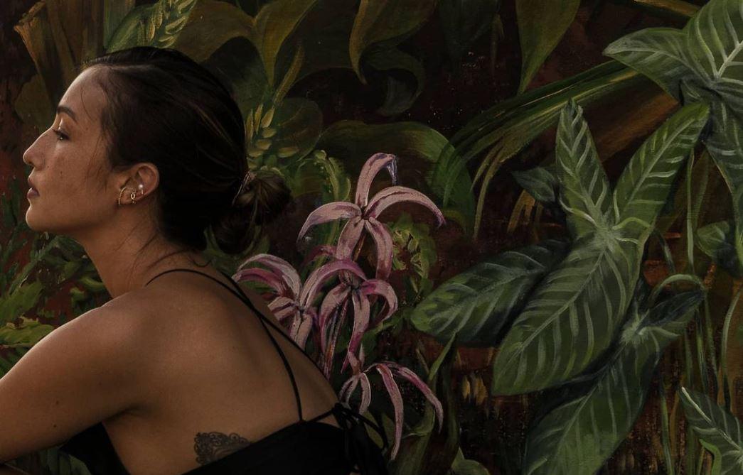 Solenn Heussaff Kundiman art exhibit
