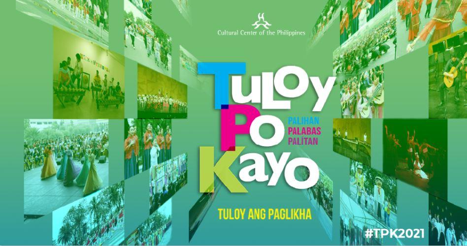 Philippines Cultural Center Pasinaya