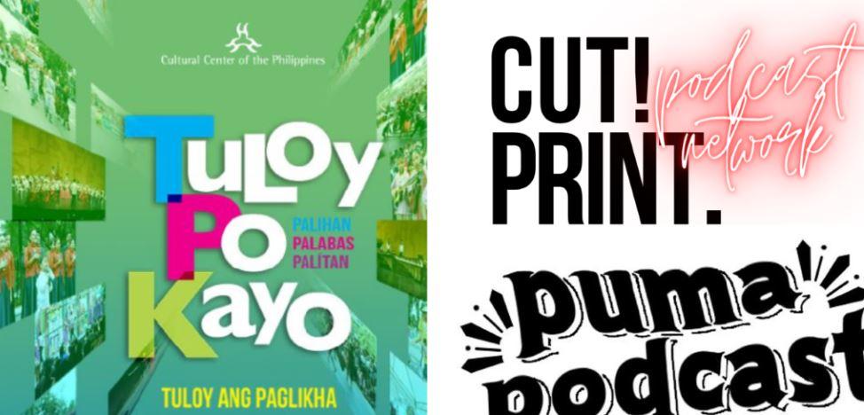 CCP online festival Tuloy Po Kayo