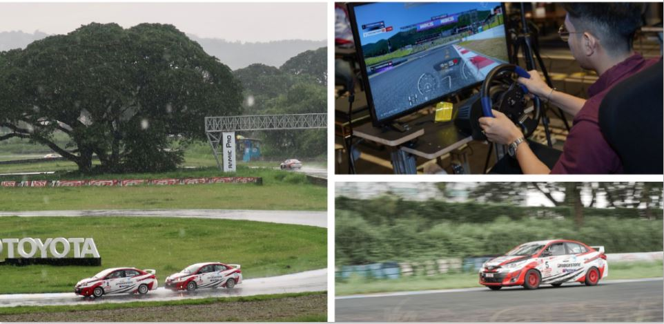 Toyota Vios Cup live stream