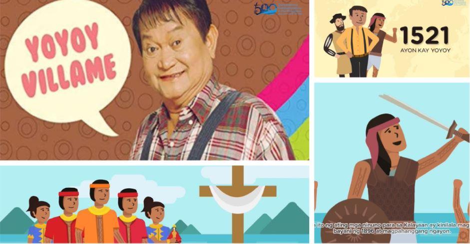 Philippines' history Yoyoy Villame's song