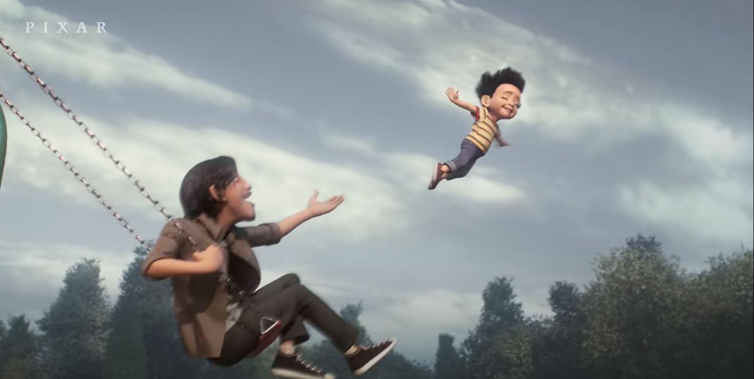 YouTube Bobby Rubio Pixar's Float