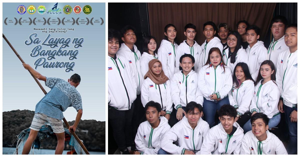 Pangasinan student film Best Documentary