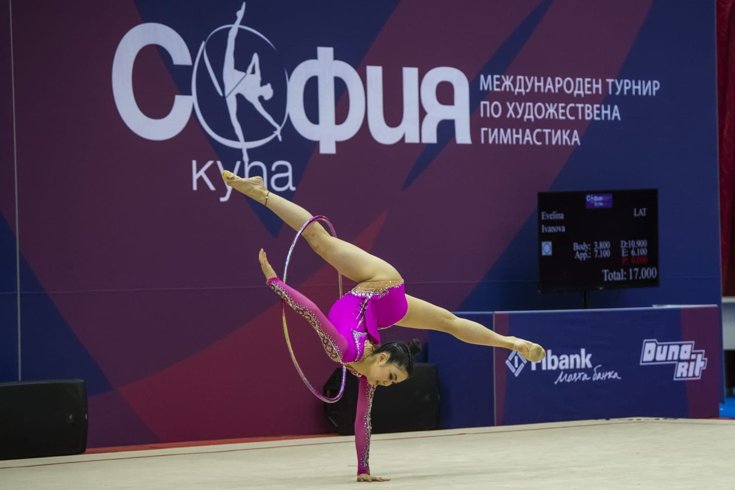 Jessica Rayne Tijam 1st national Sofia Cup