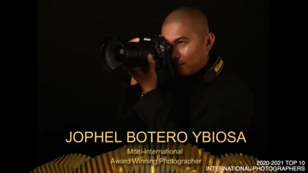 Jophel Ybiosa PPAC International Top 10