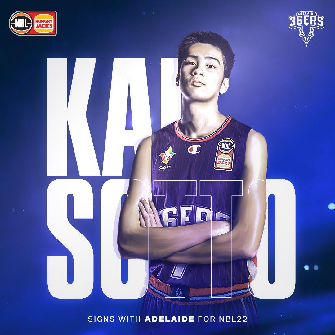 Kai Sotto Australian league