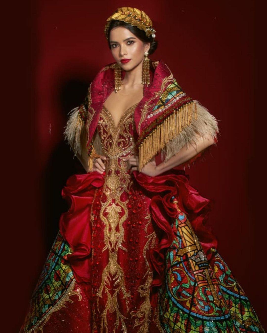 Kelley Day Maria Clara National Costume