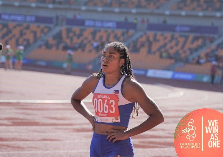 Kristina Knott Florida Olympics