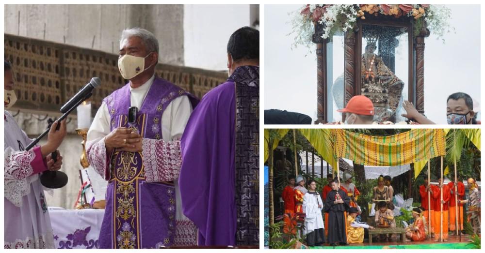 500th anniversary 1st Easter Mass Limasawa Island