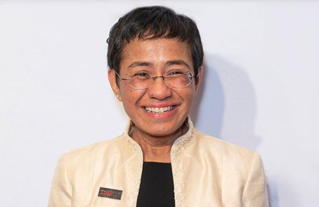 Maria Ressa UNESCO World Press Freedom Prize