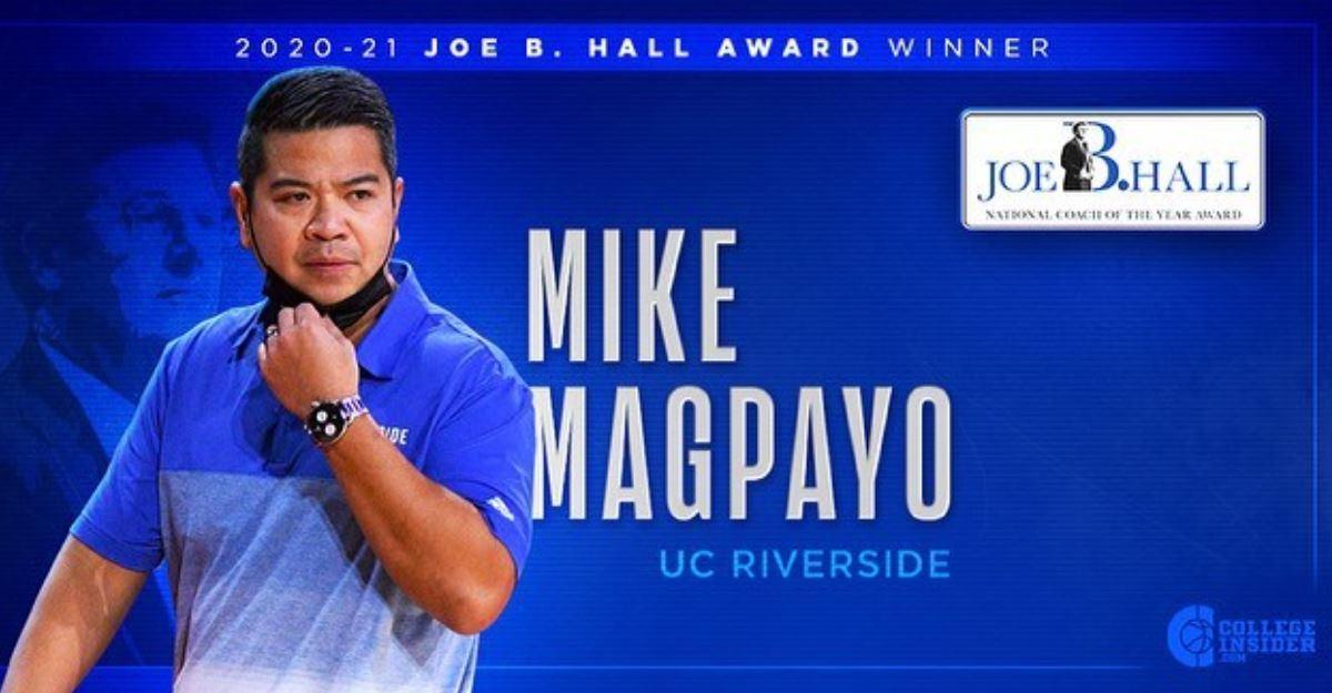Mike Magpayo top US basketball coach