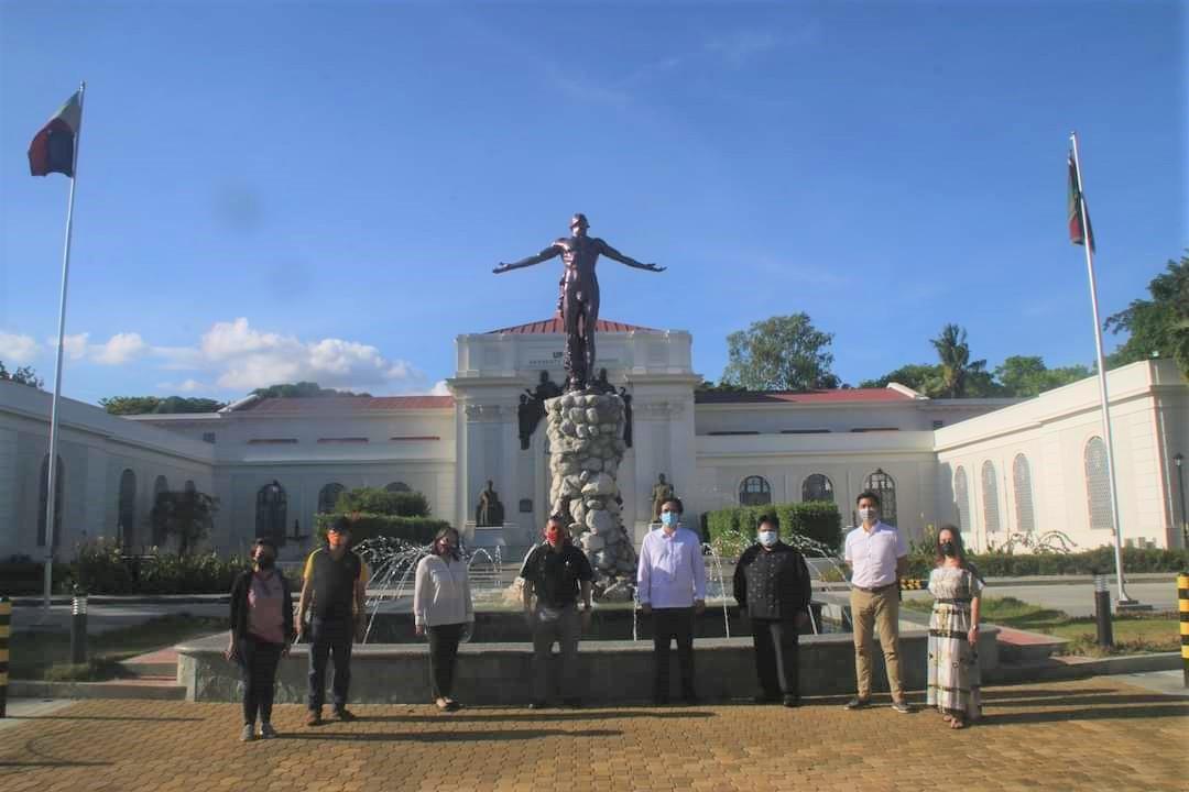 UP Visayas legal team