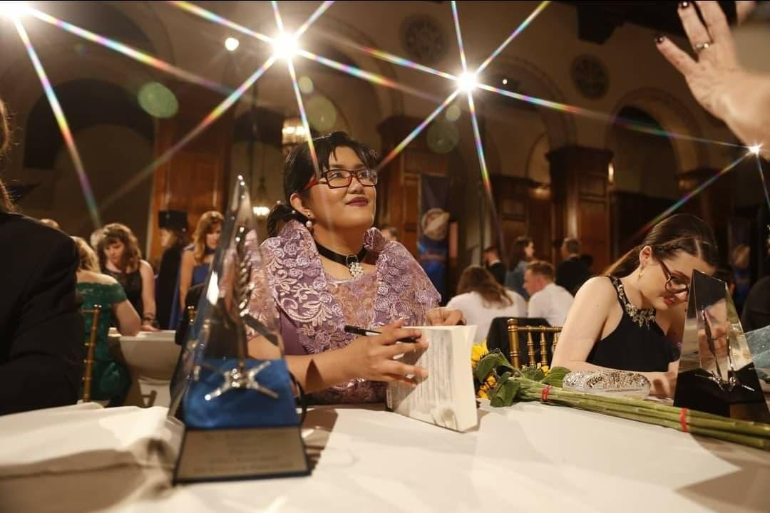Vida Cruz  Philippines-based Hugo Awards nomination