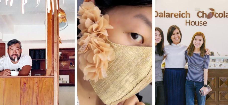 Face masks entrepreneurs opportunities