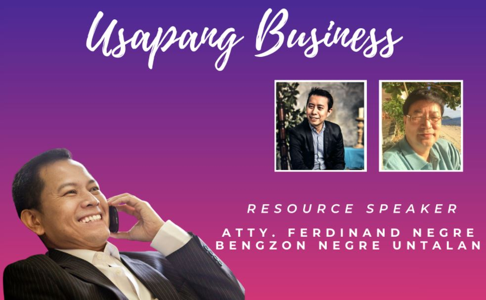 Butz Bartolome launches Usapang Business Airmeet