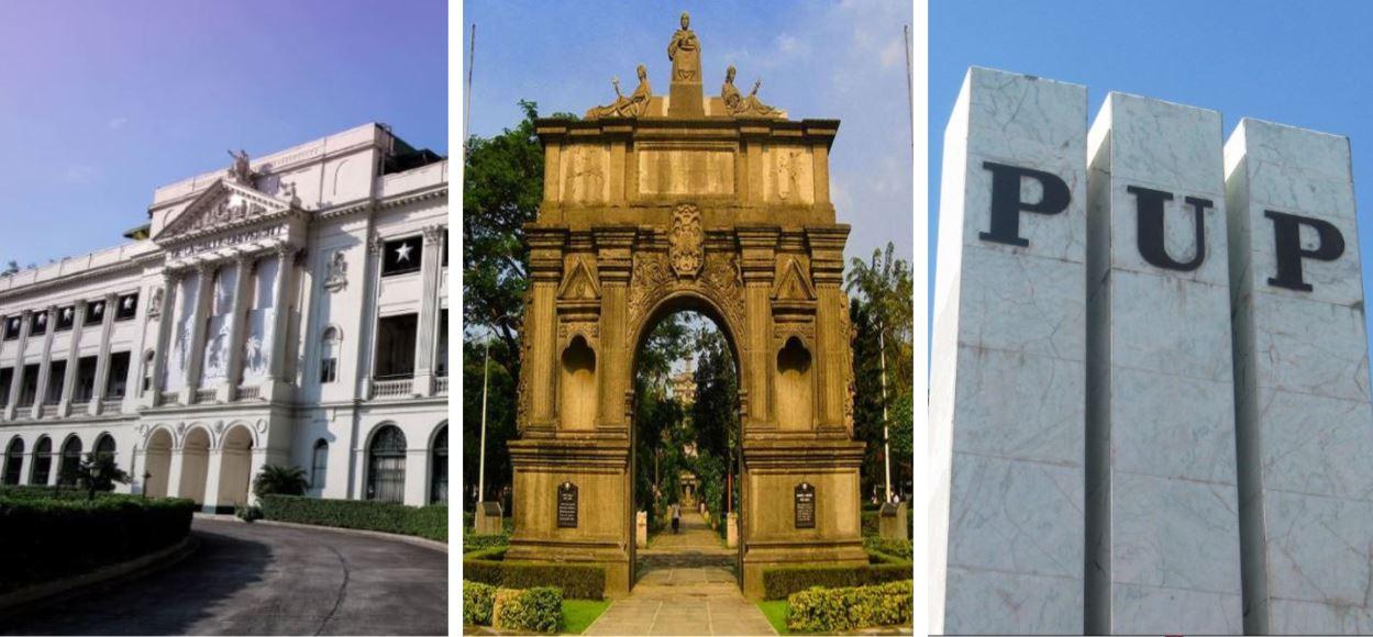 Most Popular Philippine Universities