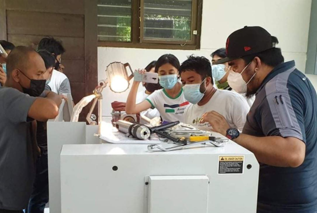 Davao region DOST hub energy technologies