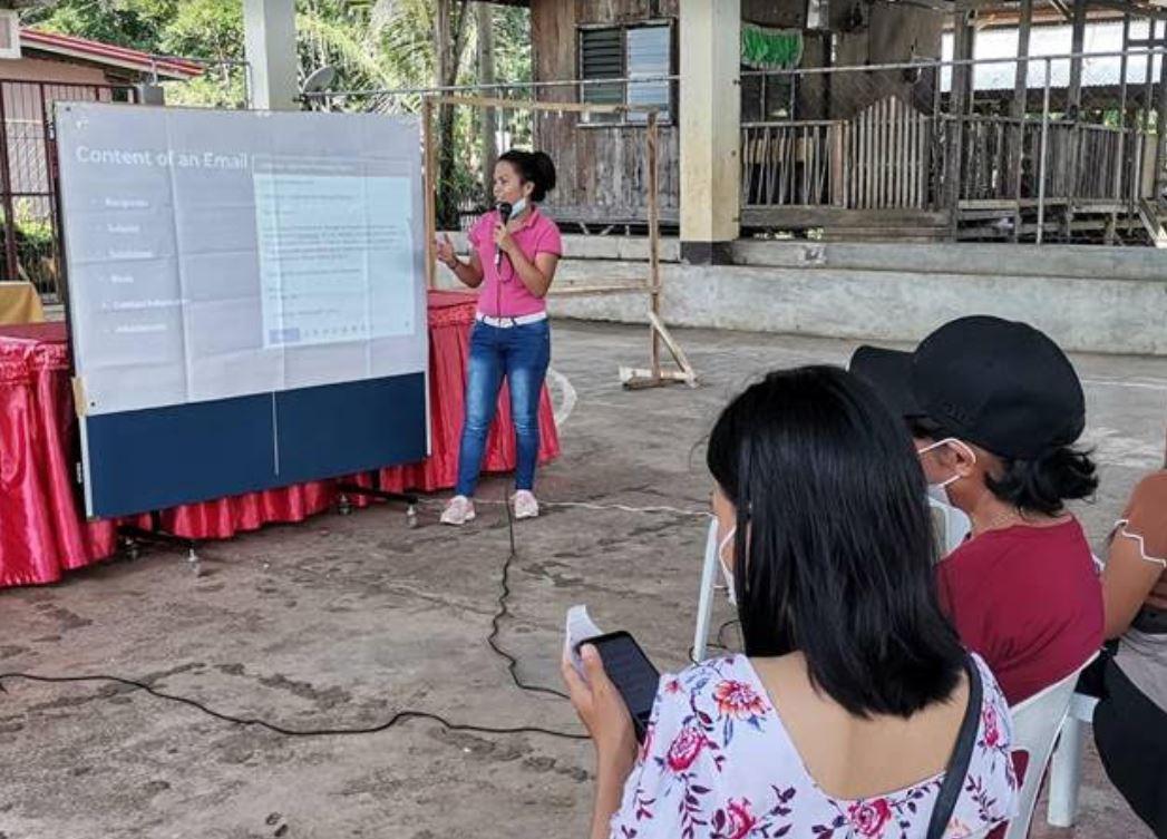 Google.org Free digital skills training The Asia Foundation