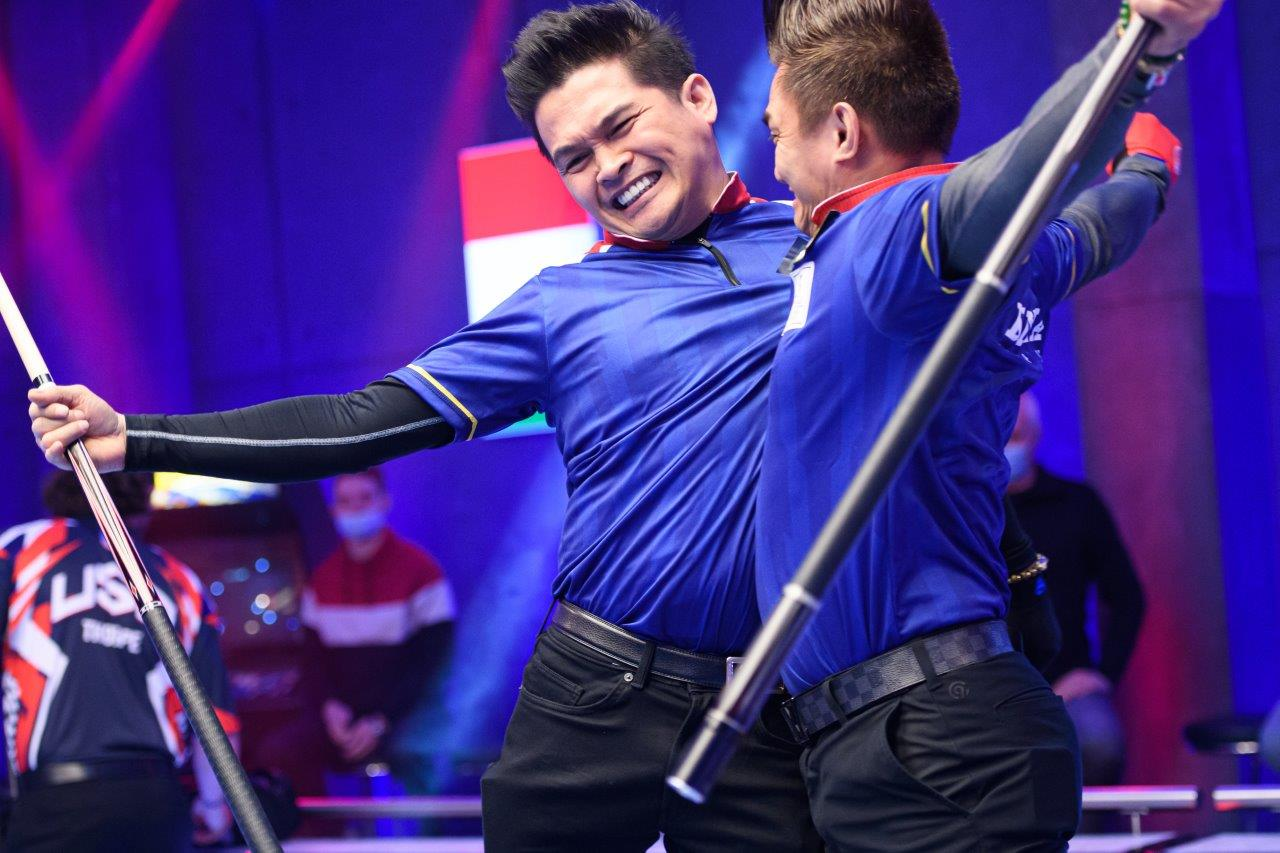 Team Philippines World Cup of Pool quarterfinals