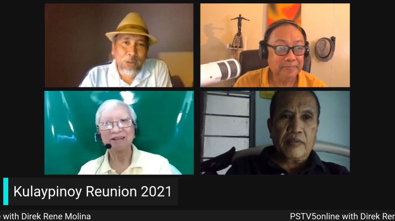 Philippine radio veterans Kulay pinoy PSTV5online