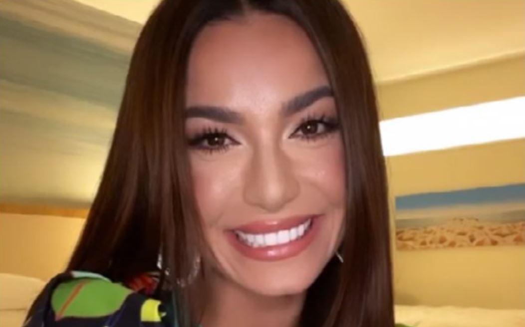 Miss Universe Brazil Julia Gama speaks Tagalog