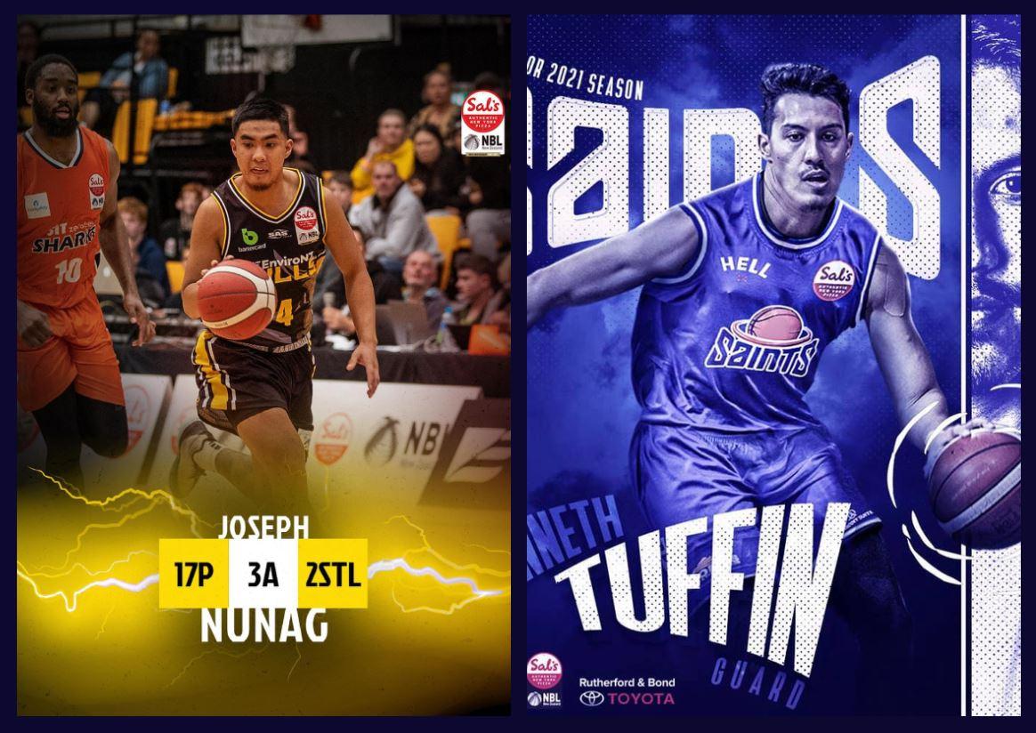 FEU Tamaraws New Zealand National Basketball League