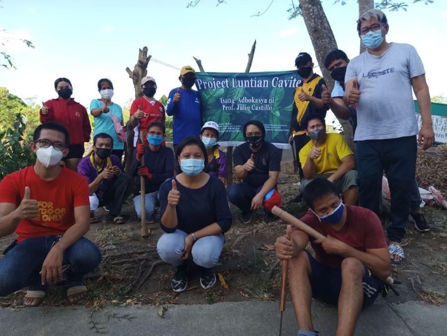 Project Luntian Cavite environmental awareness series