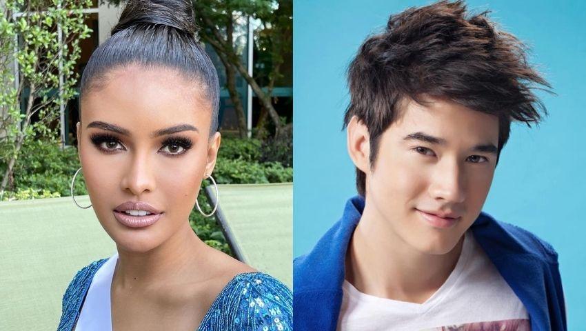 Miss Universe Philippines Rabiya Mateo Mario Maurer