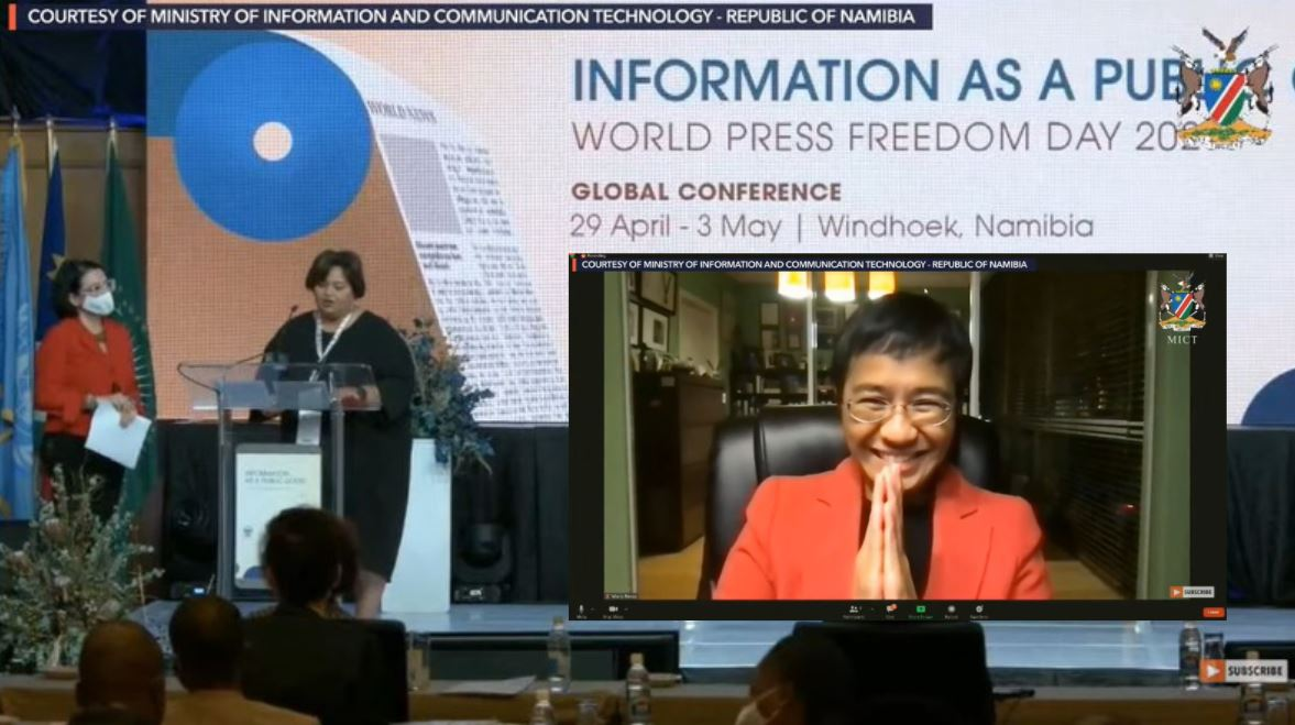 United Nations spotlights Philippines World Press Freedom Day