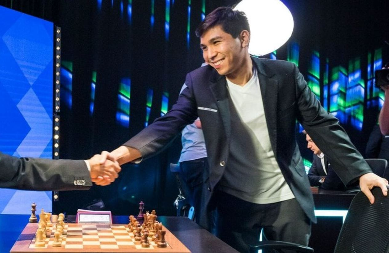 Wesley So 1st bitcoin chess tournament