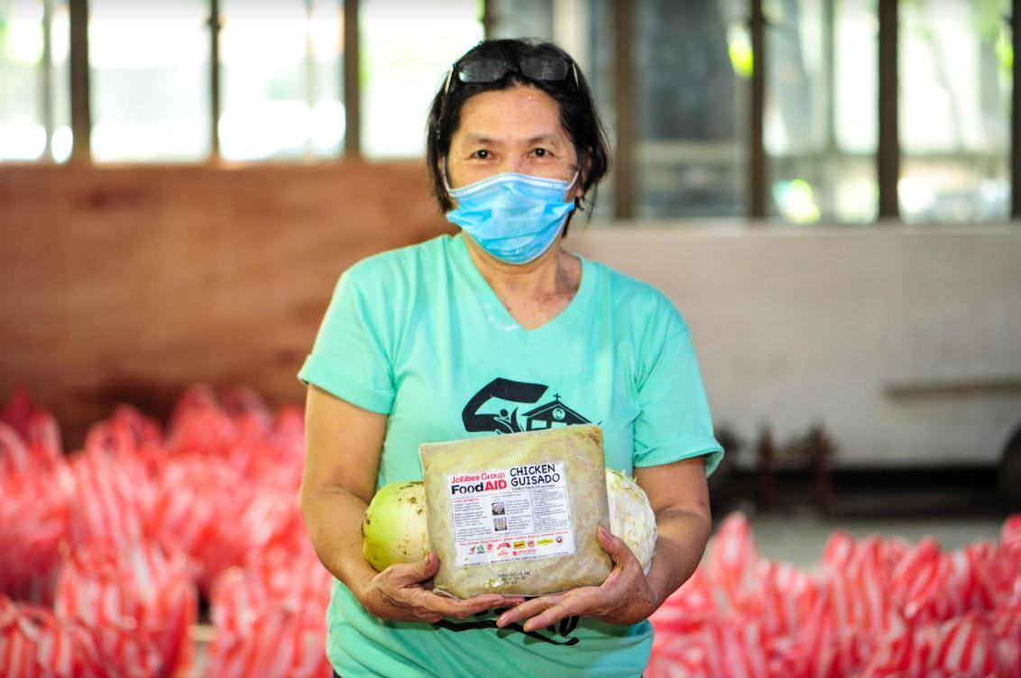 Jollibee Group FoodAID pandemic response