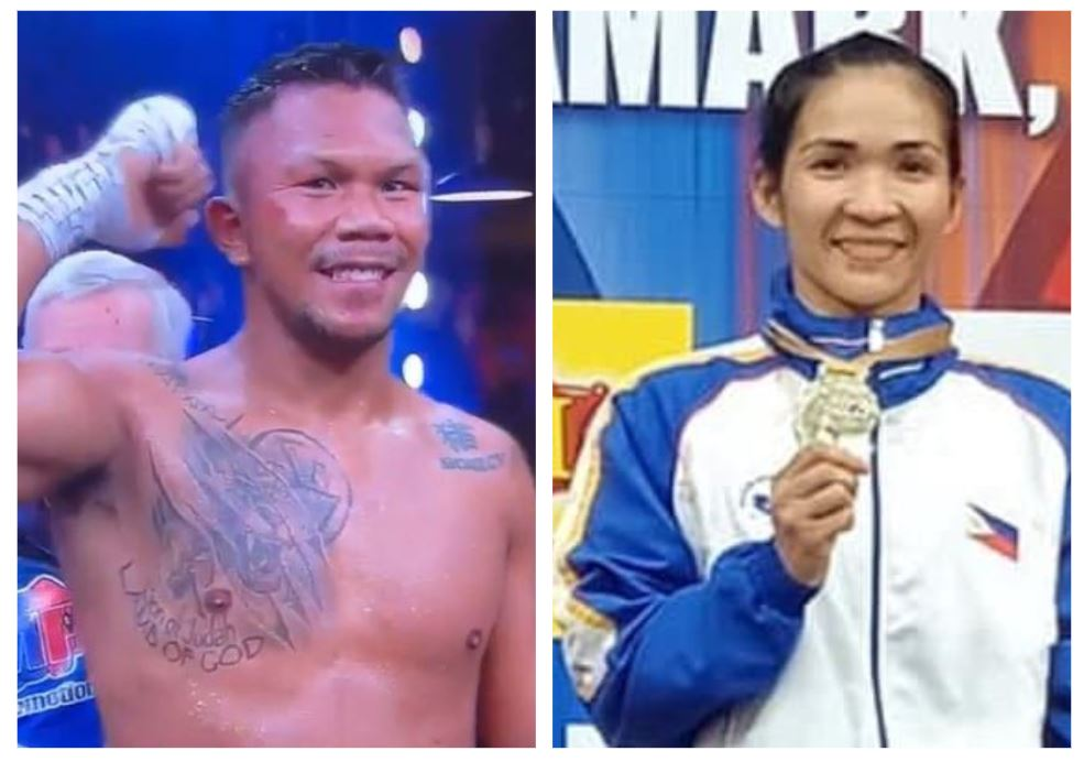 Philippines boxers medalsAsian championships