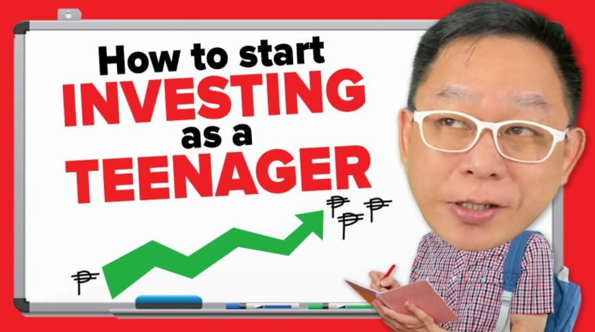 Chinkee Tan How to Start Investing as a Teenager