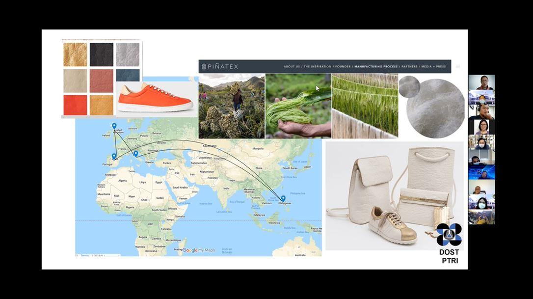 Cagayan Valley textile innovation natural fibers