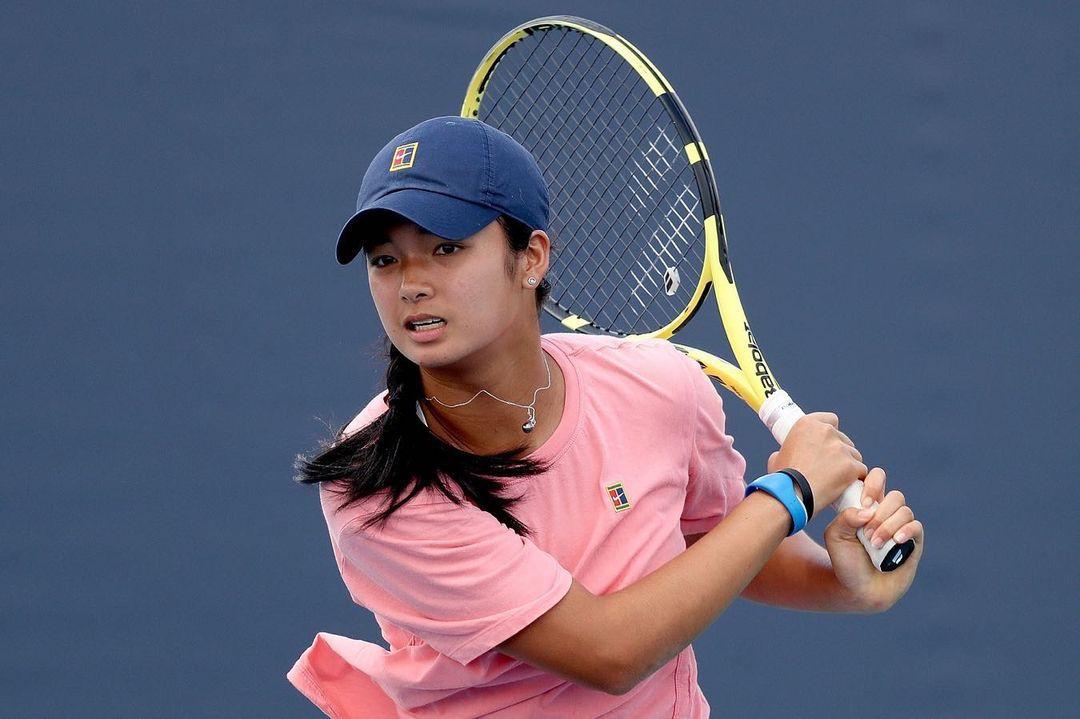 Alex Eala WTA pro rankings