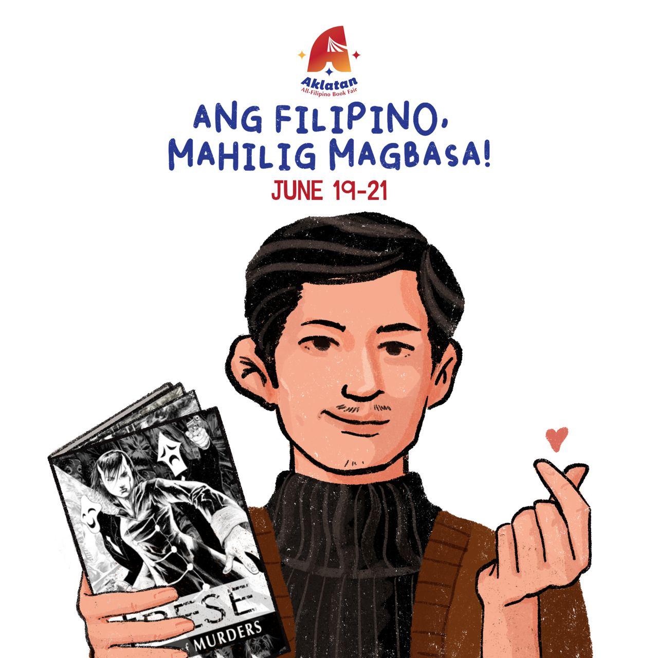 All-Filipino book fair AKLATAN 2021