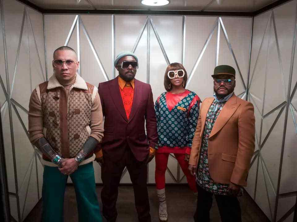 Apl.de.ap Black Eyed Peas  Hollywood Walk of Fame star