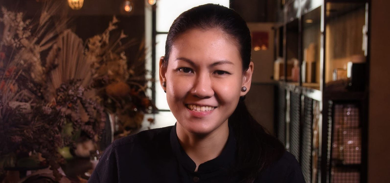 Johanne Siy Chef of the Year World Gourmet Awards