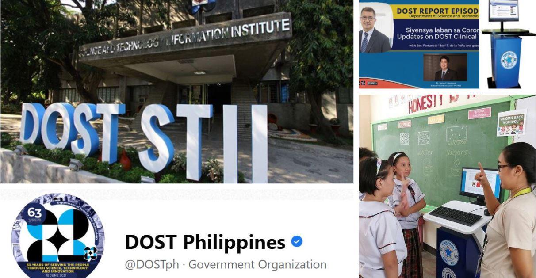 DOST-STII transformative science communication